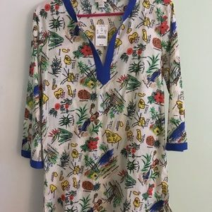 J.Crew cover-up/tunic